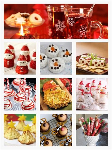 favorite christmas themed food christmas pinterest