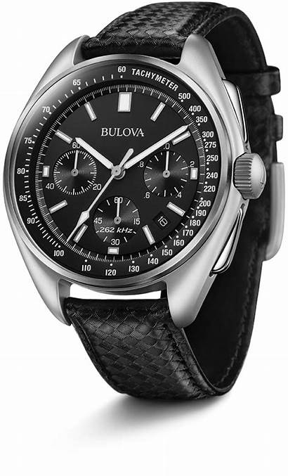 Bulova Pilot Lunar Moon Orologi Watches Chronograph