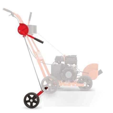 Earthquake Curb Wheel Assembly Kit For 23275 Edger24024