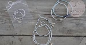 Comment Faire Un Bracelet En Perle : fabriquer un bracelet de perles breloque marie claire ~ Melissatoandfro.com Idées de Décoration