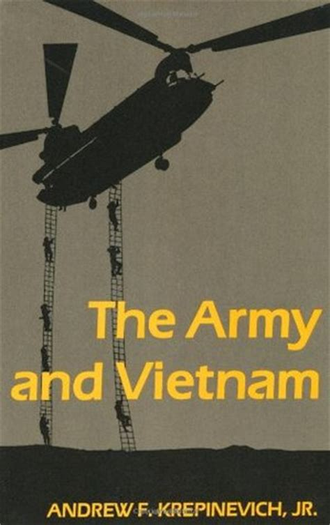 army  vietnam  andrew  krepinevich jr reviews discussion bookclubs lists