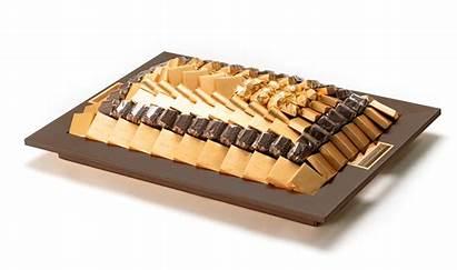 Tray Chocolate Brown Mix Medium Trays Bostani