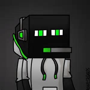 Minecraft YouTube Profile Art