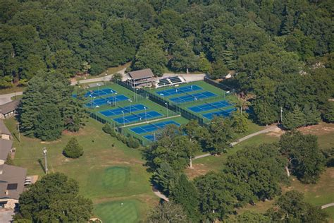 prettiest tennis facility   state