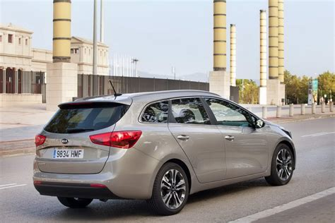 2018 Kia Ceed Sw Pictures Information And Specs Auto