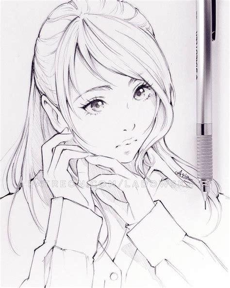 pin  aphrodite art  ladowska dessin manga dessin