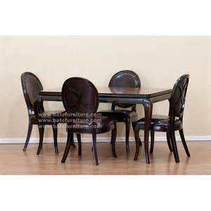 black distressed dining set 4 chairs