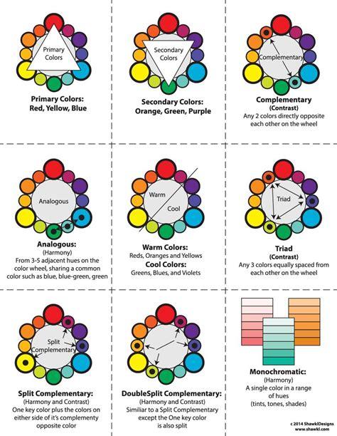 color schemes shawkl diy color schemes color studies color