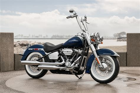 2019 Softail Deluxe Motorcycle