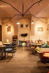 eclectic coffee shop design in the of transylvania