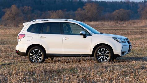 2019 Subaru Forester See The Changes Sidebyside