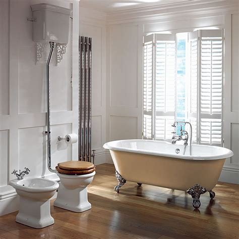 Vintageinspired Bathrooms  Home Is Where The Heart Is