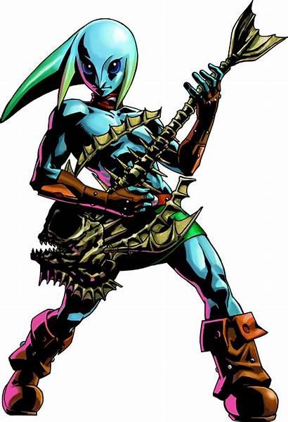 Zelda Zora Guitar Gamepedia Link Artwork Wiki
