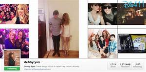 Debby Ryan Changed Her Instagram Name