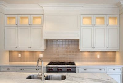 how to fix gap between ceiling and kitchen crown molding to camouflage the awkward gap between the cabinets and