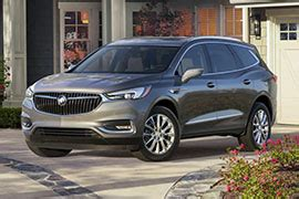 buick enclave curb weight gvwr payload capacity
