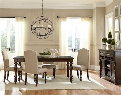 Standard Furniture Mcgregor Dining Room Group Dunk
