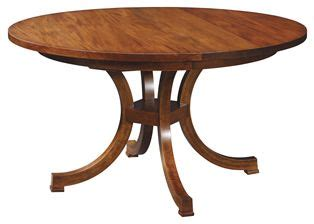 furniture dining stickley exeter dining table the modern home