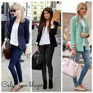 Looks com calu00e7a jeans | Blog Papo Diferente