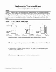 Design An Experiment Worksheet Worksheets for all Download and Share Worksheets Free on
