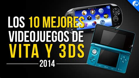 Nintendo 3ds (abbreviated 3ds) is a handheld game console developed and manufactured by nintendo. LOS 10 MEJORES JUEGOS DE VITA Y NINTENDO 3DS [2014 ...