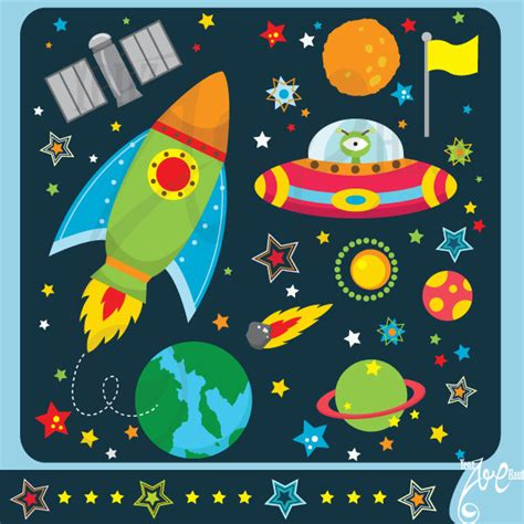 outer space clipart outer space clipart outer spaceclip pack