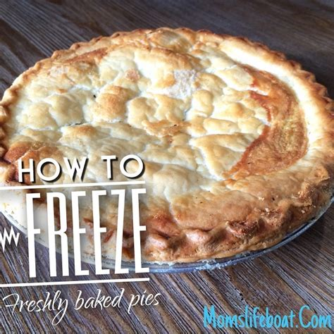 The last time i made baked ziti arrabbiata, based on one from the maestro of italian cooking, mario batali, i started cooking early in the afternoon, giving myself ample time to fail and fix the dish if necessary. How to Freeze Pie {Freshly Baked}