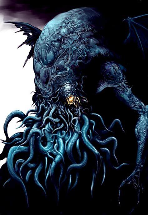 Cthulhu Art   Creatures of darkness I   Pinterest