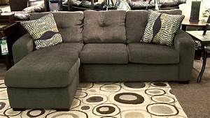 American furniture sofa with chaise youtube for Sectional sofa american furniture warehouse