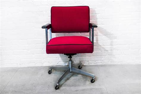 classic steelcase chrome steno chair for sale at 1stdibs