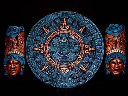 Aztec Calendar Wallpapers Facts Mexican Decoding 4k