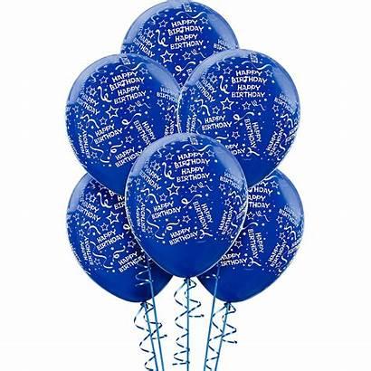 Balloons Birthday Royal Confetti Icon True Kit