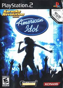 Karaoke Revolution Presents American Idol For PlayStation