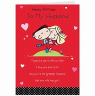 Free Printable Birthday Cards Husband