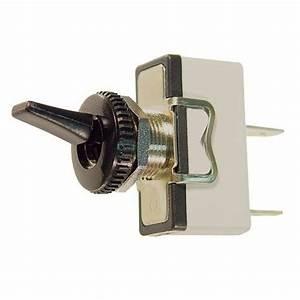 Interrupteur à Levier : interrupteur levier unipolaire on off 16amp ~ Dallasstarsshop.com Idées de Décoration