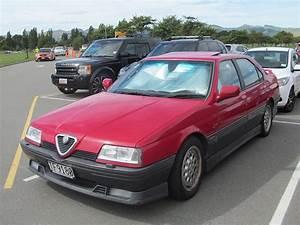 Alfa Romeo V6 : alfa romeo 164 wikipedia ~ Medecine-chirurgie-esthetiques.com Avis de Voitures