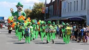 Tasman Tempest rains on Auckland's St Patrick's Day parade ...