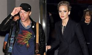 Chris Martin spends Easter Sunday with Jennifer Lawrence ...