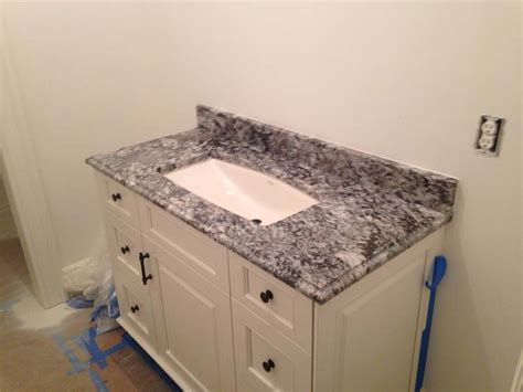 Light Colored Granite For Bathroom by Color Trends In Granite Quartz Marble Soapstone Grey