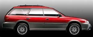 Members Page  Richard Barrington  Subaru Legacy Outback