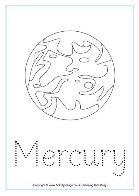 mercury word tracing