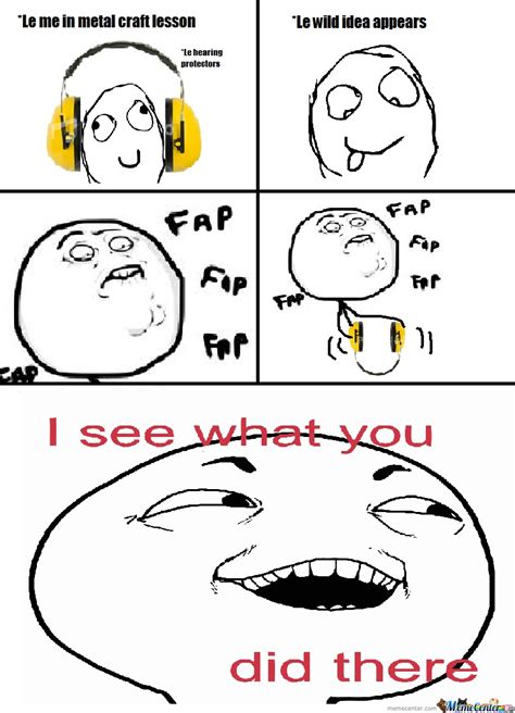 Fapping Meme - fapping hearing protectors by andy101 meme center