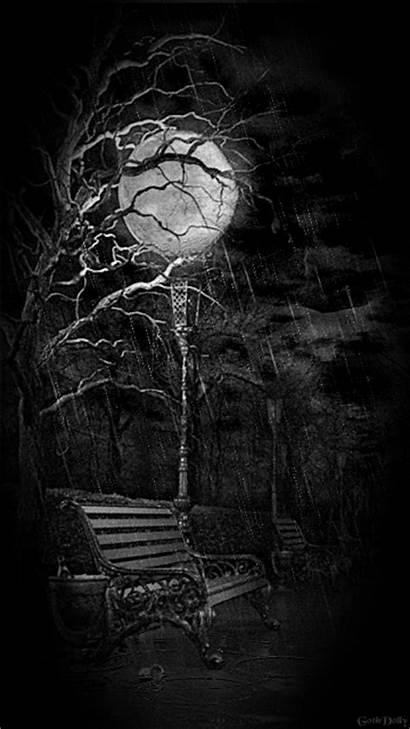 Purple Night Rain Rainy Moon Haze Shades