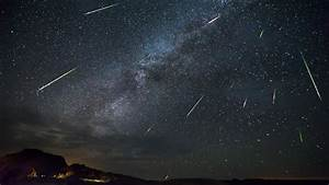 How Nasa Will Watch The 2018 Perseid Meteor Shower