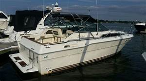 1987 Sea Ray 300 Weekender With Twin Mercruiser Inboards