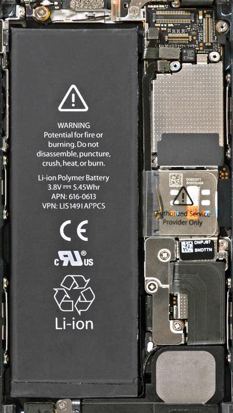 iphone  internals wallpaper  iclarified