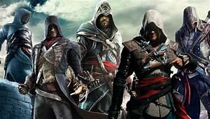 Legendary Assassins - My Współcześni Asasyni - YouTube