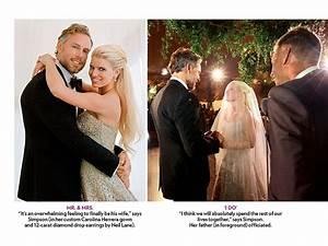 Celeb Photos: Jessica Simpson's wedding photos - Classic ATRL