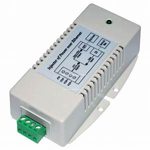 Dc-dc Power Over Ethernet Injector