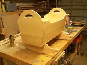 Stuff I've Built: The Cradle Tom's Workbench
